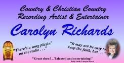 Carolyn Richards Music
